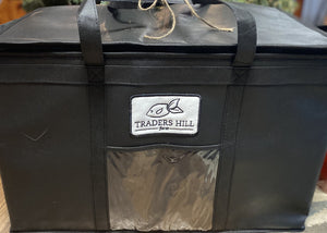 Traders Hill Farm Logo Cooler Bag ~ Limited Supply