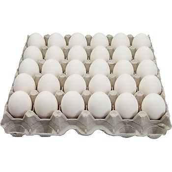 2 1/2 dozen flat of Eggs add on or subscription