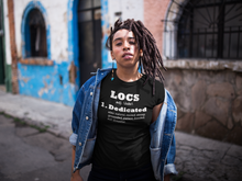 Load image into Gallery viewer, Locs Unisex T-Shirt N