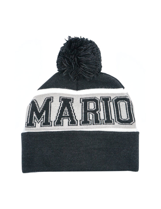 Beanie Mario Front/Back