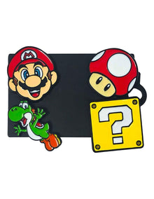 Set Pins Mario - Fan Army