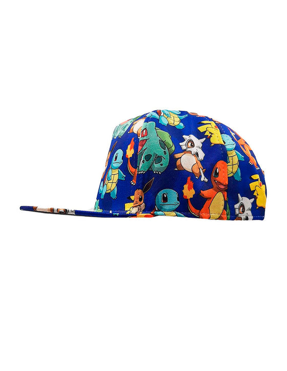 Gorra Pokemon All Over