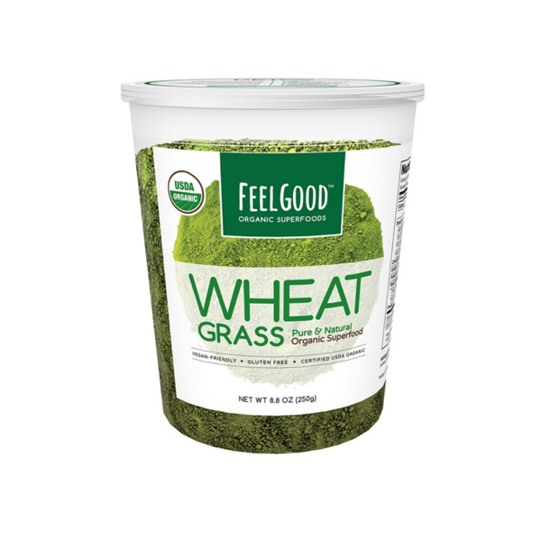 Feel Good Wheatgrass 8.8 oz