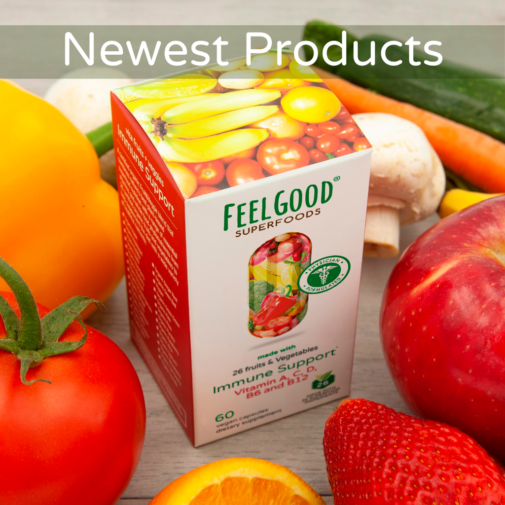Feel Good Organic Immune Support Shot - Orange (12 pack)