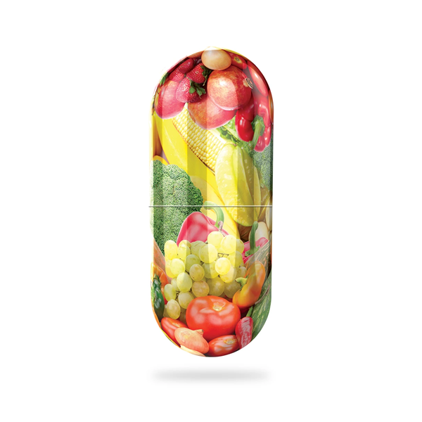 Vita Fruits + Veggies Capsules (60 Capsules)