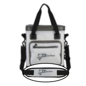 Replacement White shoulder strap for COHO 24Can Cooler bag