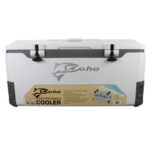 Load image into Gallery viewer, COHO 165 QUART JUMBO COOLER WITH POLYURETHANE INSULATION
