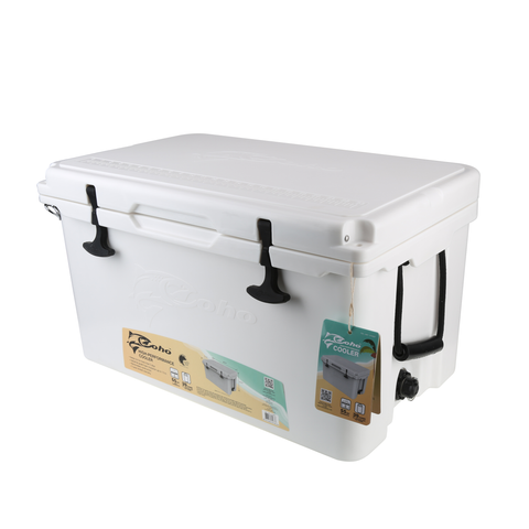 COHO 55 QUART ROTO-MOLDED HARD COOLER