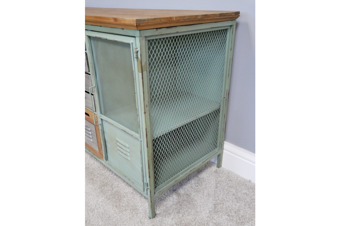 Industrial Large TV Cabinet 7