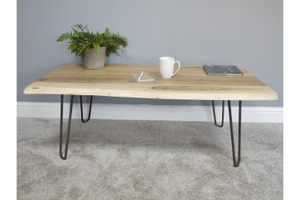 Living Edge Coffee Table 3