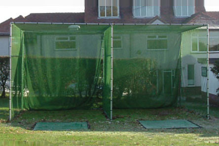Practice Enclosure and Netting