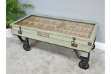 Wine Cellar Coffee Table