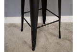 Elm Bar Stool High Back 4