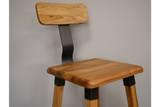 Elm Bar Stool Large 3