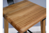 Elm Bar Stool Large 6