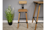 Elm Bar Stool Large 7