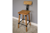Elm Bar Stool Large