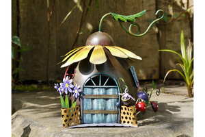 Fairy Sunflower House 4