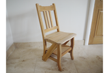 Mahogany Chair and Step