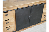 Mango Industrial Large Sideboard 5