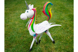 Metal Rainbow Unicorn Female