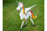 Metal Rainbow Unicorn Male 2