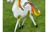 Metal Rainbow Unicorn Male 3