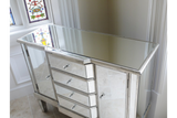 Mirrored Sideboard 7