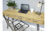 Modern Solid Wood Desk 3