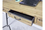 Modern Solid Wood Desk 4
