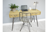 Modern Solid Wood Desk 6