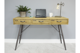 Modern Solid Wood Desk 7