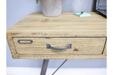 Modern Solid Wood Desk 8