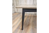 Recycled Birch Wood Dining Table 5