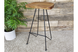 Sheesham Wood Bar Stool 5