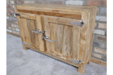 Small Solid Wood Sideboard 3