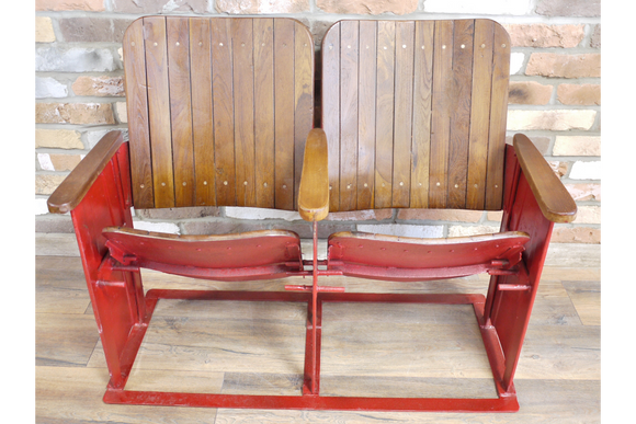 Twin Indian Cinema Seat