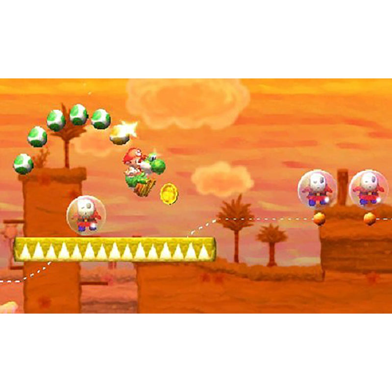 Yoshi's New Island Selects for Nintendo 3DS