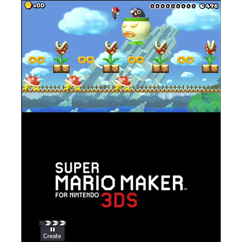 Super Mario Maker Selects for Nintendo 3DS