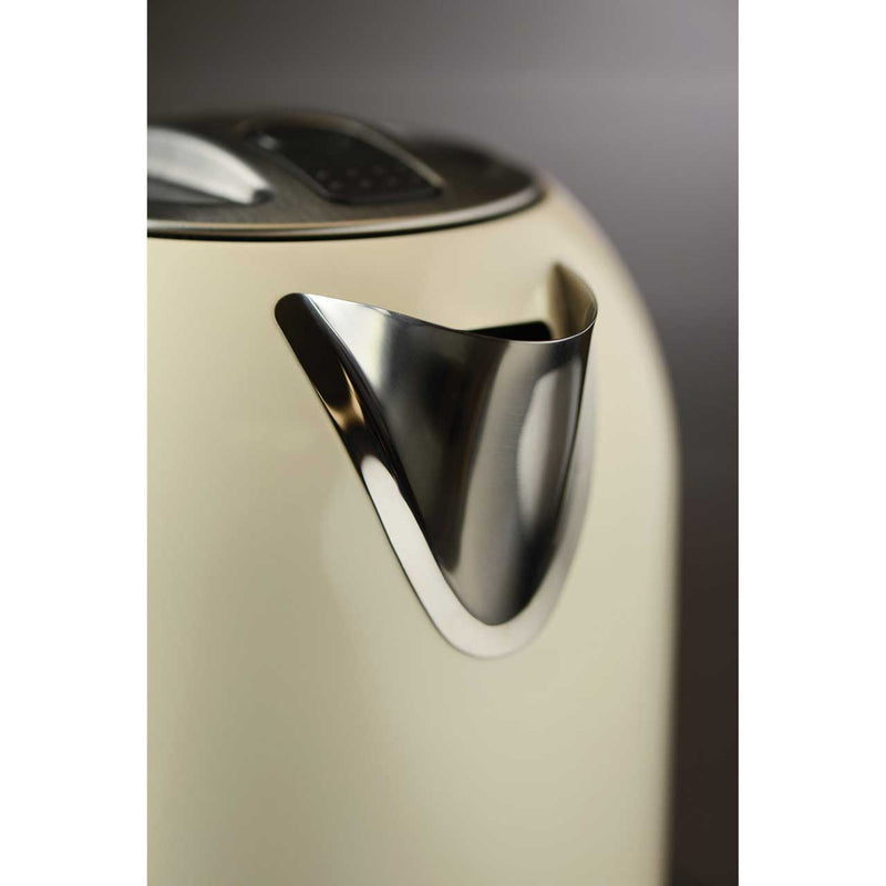 KitchenAid 5KEK1722BOB Kettle with Temperature Selector - Onyx Black