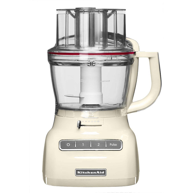 KitchenAid 5KFP1335BAC 3.1 Litre Food Processor With 4 Accessories - Almond Cream