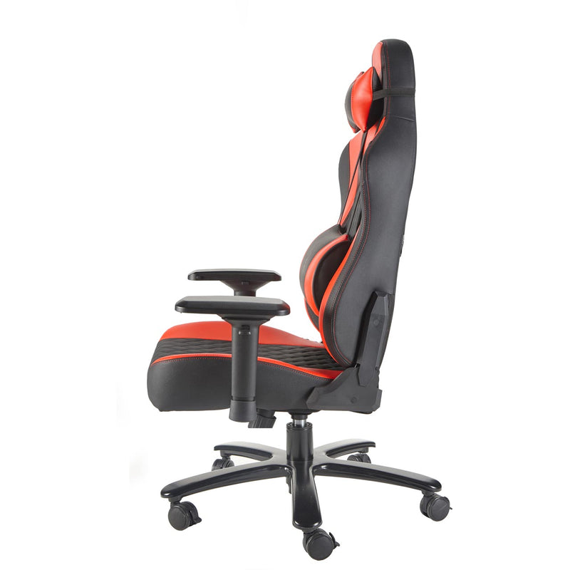 X Rocker XL Delta Pro Gaming Chair - Black / Red