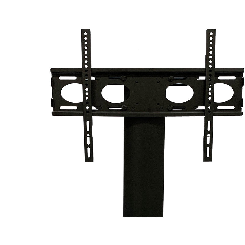 Alphason ADCEC800BLK 2 Shelf TV Stand with Bracket - Black