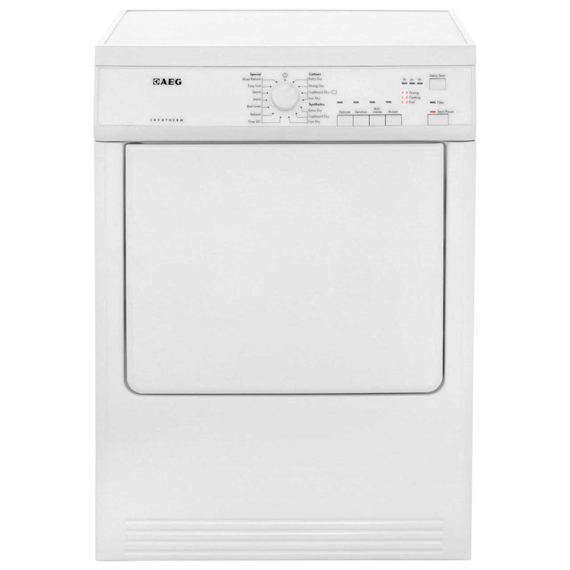 AEG T65170AV 7Kg Vented Tumble Dryer - White - C Rated
