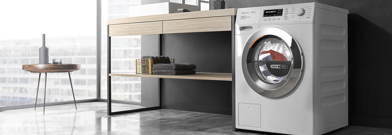 Miele WT1 WTF130WPM 7Kg / 4Kg Washer Dryer with 1600 rpm - White - A Rated