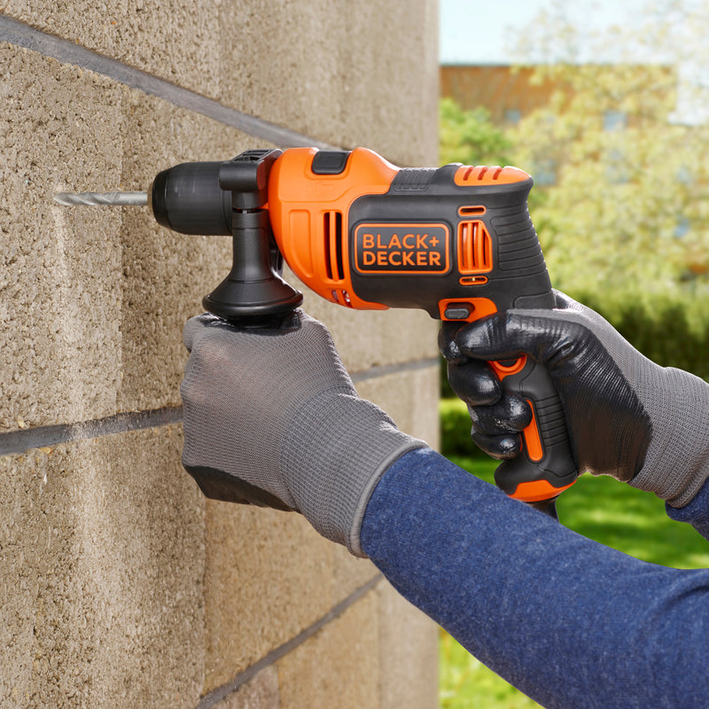 Black + Decker BEH550K-GB Hammer Drill