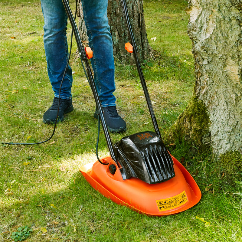 Black + Decker BEMWH551-GB Hover Lawnmower