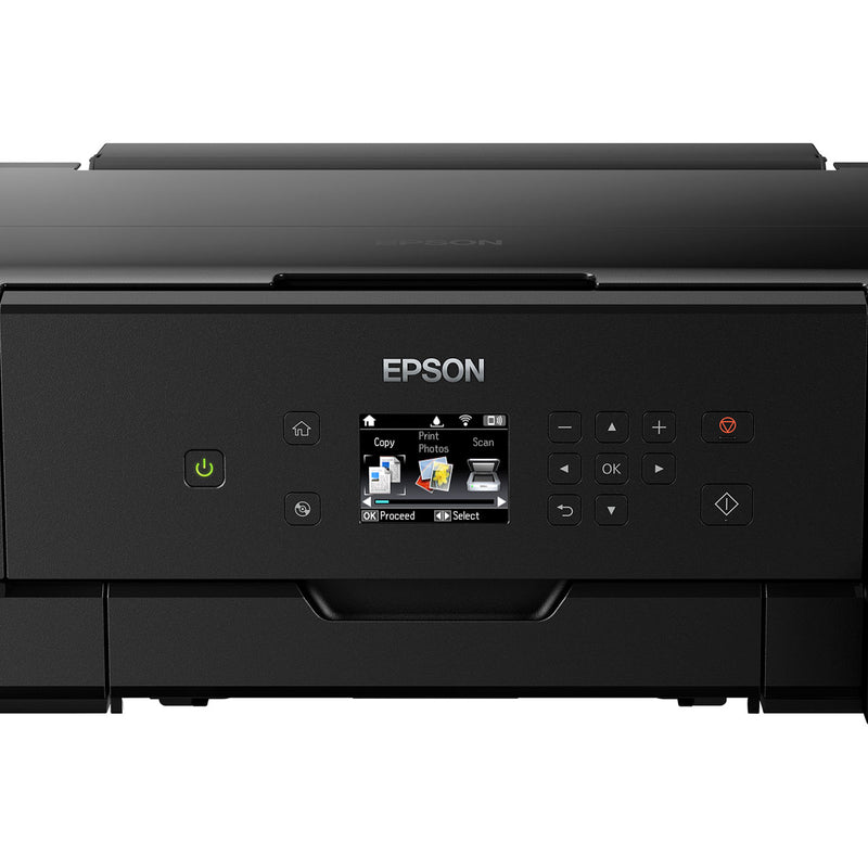 Epson EcoTank ET-7750 Inkjet Printer - Black