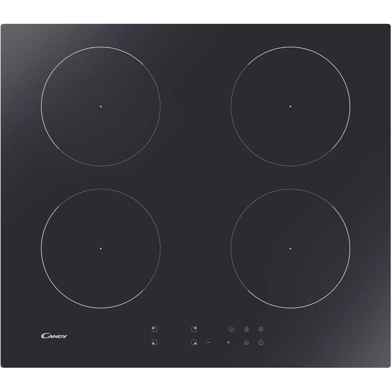 Candy CI642CTT 59cm Induction Hob - Black