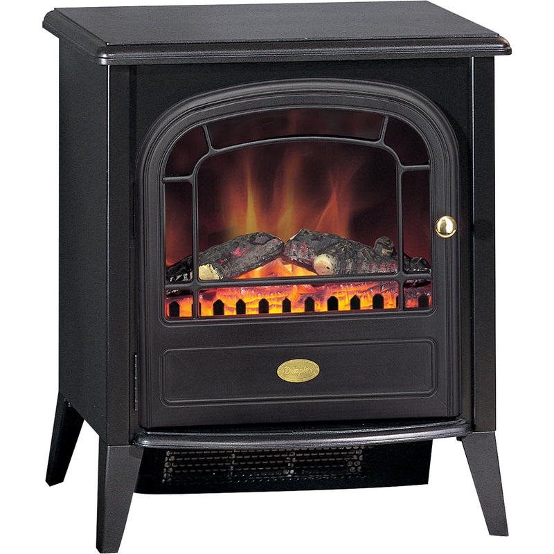 Dimplex Club CLB20E Log Effect Electric Stove - Black
